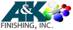A&K Finishing Retina Logo