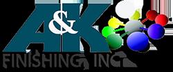A&K Finishing Logo